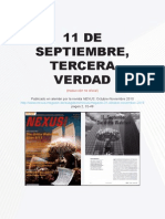 11 Septiembre Tercera Verdad Dimitri Spanish