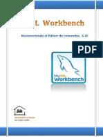Reconocimiento Editor en MySQL Workbench
