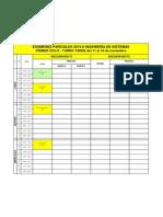 Examenes Parciales - Sistemas 2013ii