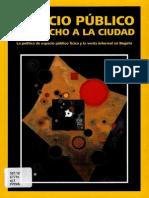 Espacio Publico Derecho-Alcaldia Mayor-2008