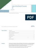 Dental Products Market