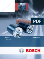 Bosch Filtros Leve 2009 2010