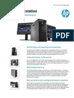 HP Workstation Z820