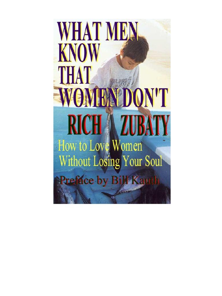 What Men Know That Women Don\'t.pdf   Anger   Feminism