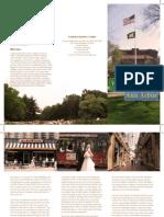 Ann Arbor welcoming brochure