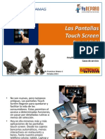 Pantallas Touch Screen