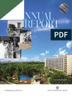 Hotel Leelaventures Annual Reports FY12