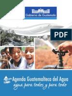 Guatemala_2013 Agenda Guatemalteca Del Agua