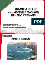 2.1. Importancia de Los Ecosistemas Marino - Costeros - MINAM