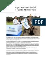 25-10-2013 Puebla on Line - Con campo productivo se abatirá pobreza en Puebla,  Moreno Valle