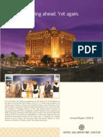 Hotel Leelaventures Annual Reports FY11.pdf