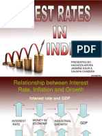 interest rate policy india