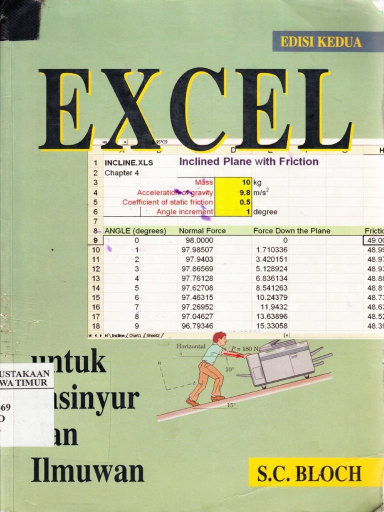 1271excel untuk insinyur dan ilmuwanpdf ccuart Choice Image