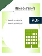 Unidad 2c2a0c2a0 Manejo de Memoria Parte1
