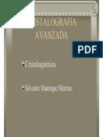 Cristalografia Avanzada_Oct2013
