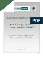 4 Manual de Organización y Funciones