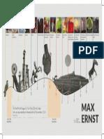 Midterm Timeline for Max Ernst