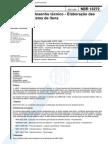 NBR 13272 - Desenho Técnico - Elaboração Das Listas De Itens