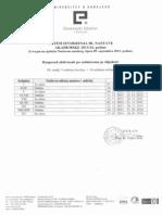 Sistem izvodjenja nastave DL - zimski semestar.pdf