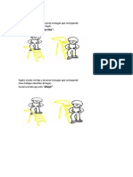 Actividades Adverbios de Lugar y Onomatopeyas