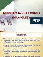 Importancia de La Musica