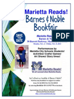 MR B and N Book Fair Flyer_110413