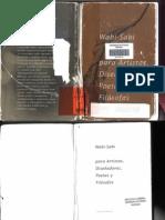 Wabi Sabi para artistas, diseñadores, poetas y filosofos - Leonard Koren