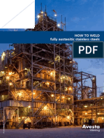 Avesta Welding: