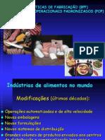 Boas Praticas Da Fabricacao e Pop Aula Castelo