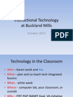 instructional technology 2013-2014 bmes