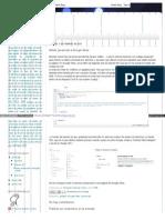 Añadir javascript a Google Sites