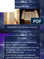 enoch and his calendar secrets complete