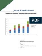 Fighting Medicare & Medicaid Fraud