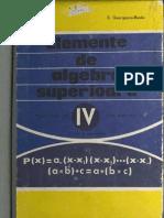 Cls 12 Manual Algebra XII 1977