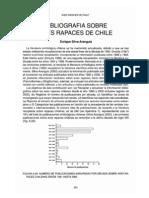 Bibliografía sobre aves rapaces de Chile