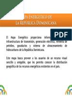 Mapa Energetico de La Republica Dominicana (2013)