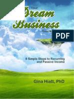 Dream Business Roadmap eBook