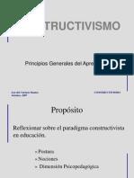 constructivismo resumen
