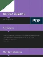 METODA CLIMBING.pptx