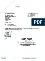Sen. Mike Duffy's documents