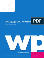 Wp Pedagogy and Elearning 2010