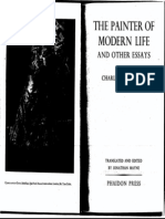 The Painter of Modern Life and Other Essays, by Charles Baudelaire
