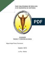 Dosier-redes y Comunicaciones