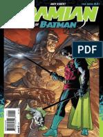Damian Son of Batman exclusive preview