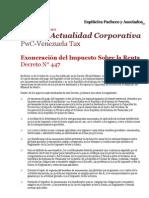 Boletín Actualidad Corporativa No. 18