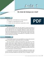 Aula 1 - Do Sinal de Fumaca ao Email.PDF