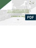 CANTIERE VERDE | Progetto Rebus | OPUSCOLO