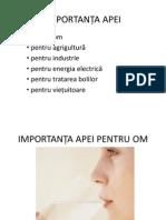 2.IMPORTANȚA APEI.ppt