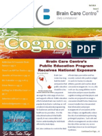 BCC Cognosco Newsletter Fall 2013