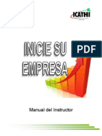 Manual Inicie Su Empresa 110810